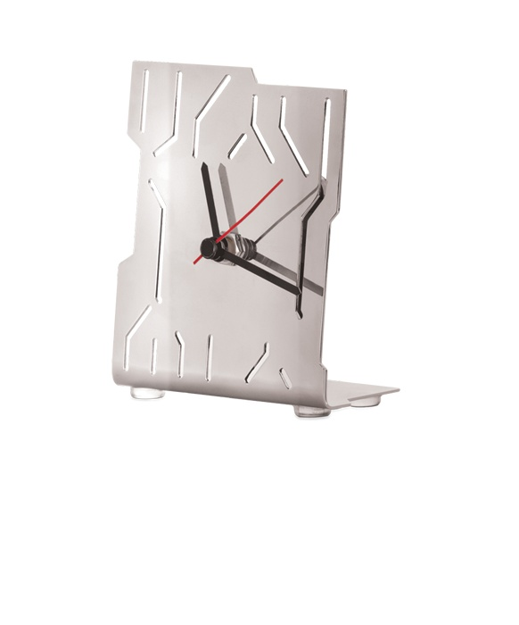 Carrol Boyes Desk Clock - http://www.splendor.co.za/shop/carrol-boyes-desk-clock-circuit/