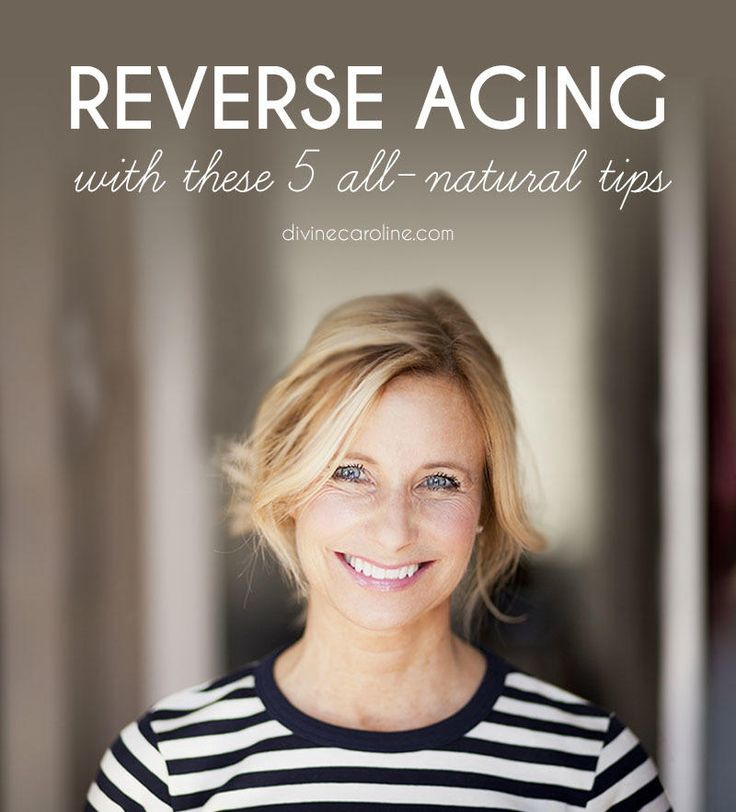 Discover five expert-endorsed ways to reverse aging symptoms. With these simple tips and tricks, you'll have younger-looking skin, teeth, hair, and hands.