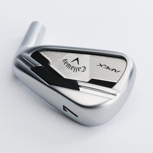 The New Callaway Golf Apex Irons.  Coming Soon