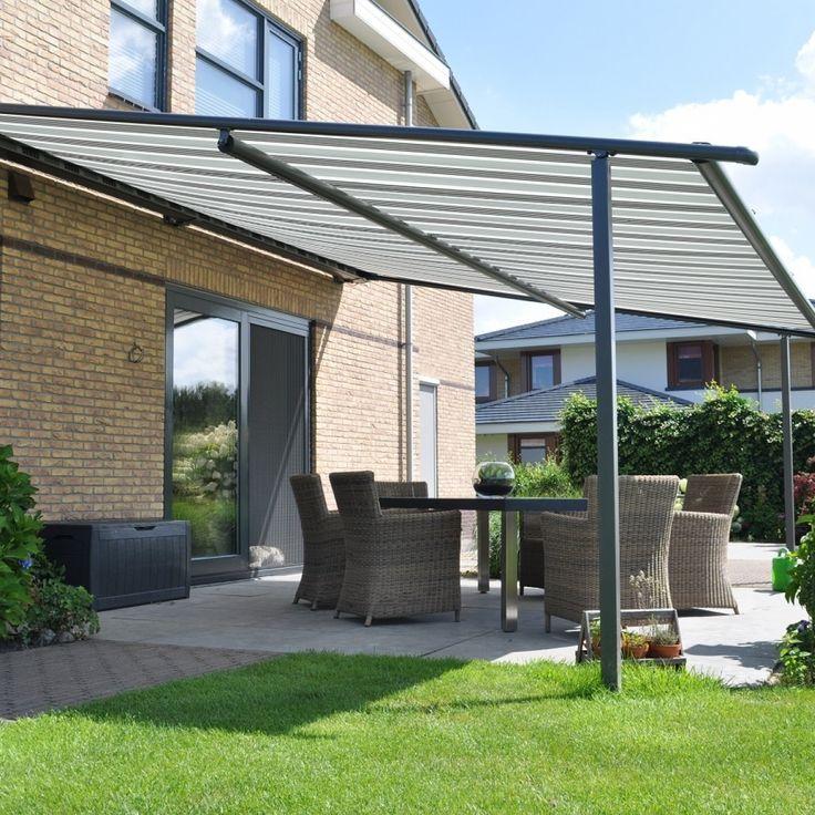 115 besten terrassen berdachung und sommergarten bilder auf pinterest sonnenschutz balkon und. Black Bedroom Furniture Sets. Home Design Ideas