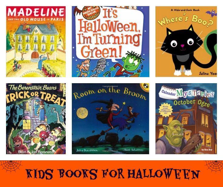 halloween books for kids - Halloween Books For Babies