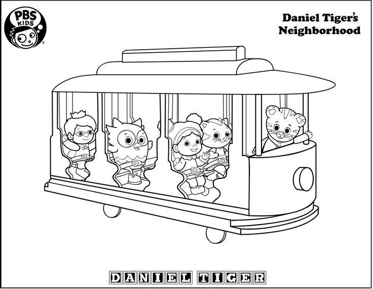 Die besten 25 Daniel tiger geburtstag Ideen auf Pinterest