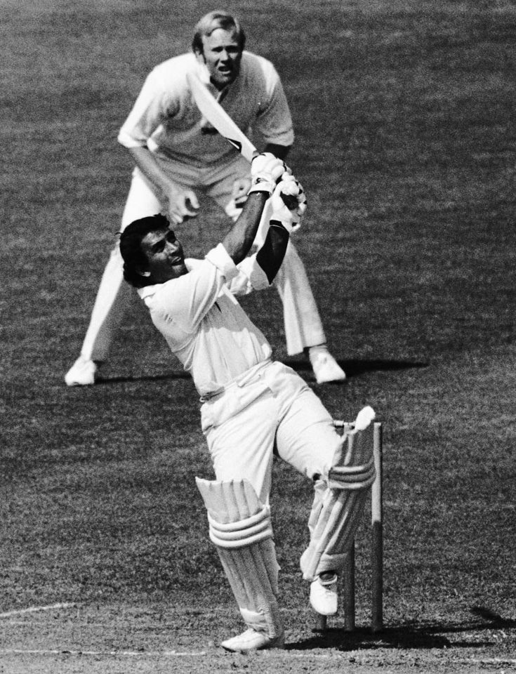 On this day (June 7) in 1975, Sunil Gavaskar set the first World Cup on fire, albeit for all the wrong reasons. He scored a memorable 36 not out off 174 balls after England had set a clueless India 335 to win in 60 overs. In the end, India made 132 for 3 and 'the little master' made sure he wasn't dismissed. For those who know the man, this was typical Gavaskar, proud and unbowed, no matter what.