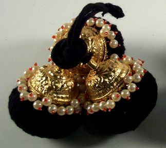 Kunjalam Jada for south Indian Weddings.