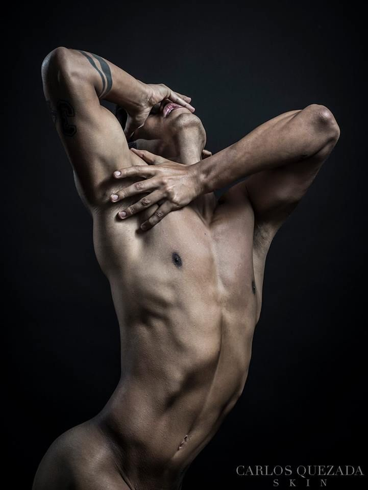 Dancer Aldho Alcantara by Carlos Quezada