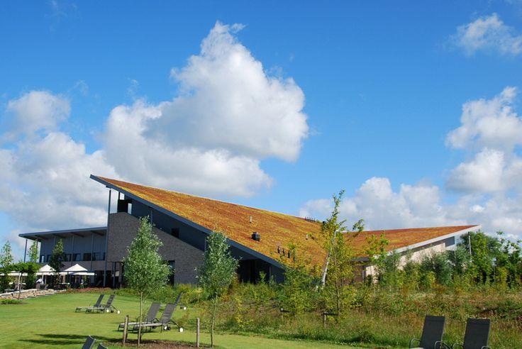 Sedumdak Welness-centrum de Veluwse Bron