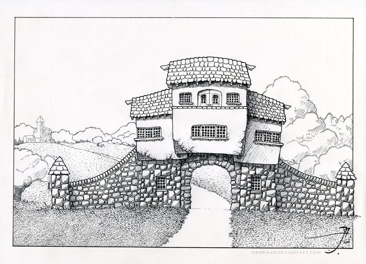 beagle house gatehouse by sirinkman   deviantart