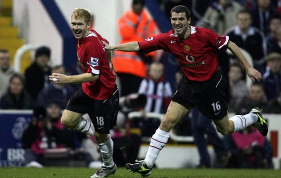 Roy Keane: Paul Scholes couldn't be a**** for TV interviews when he was at Man United