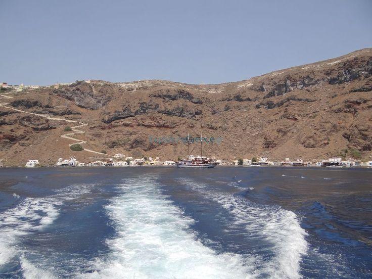 Θηρασιά- Λιμάνι Κόρφου