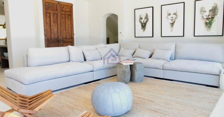 Beautiful luxury villa near San Rafael & Ibiza Town - Can Ibiza