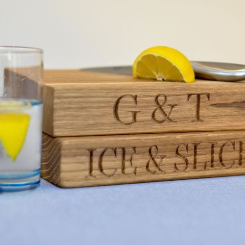 Technically the lemons were bought for #PancakeDay but a G&T seems like a good idea Product Id 21783 #ChoppingBoard