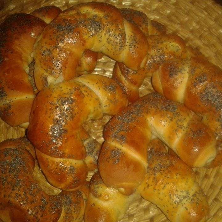 Recept LOUPÁKY od Makkyna - Recept z kategorie Chléb a rohlíky