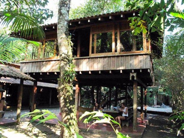 traditional thai home designs (บ้านไม้มีใต้ถุน)