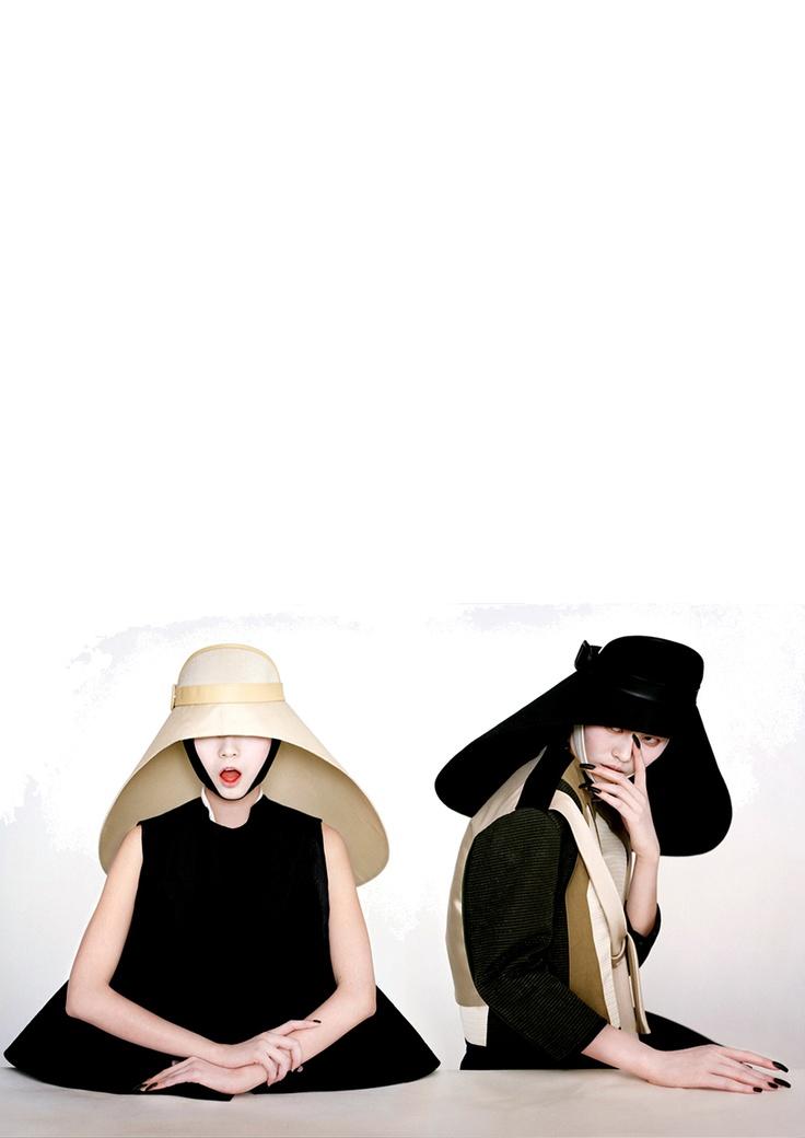 Xiao Wen in Balenciaga by Tim Walker