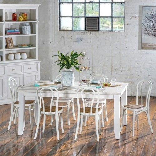 Florence 1800 Dining Table (1800W x 1050D x 775H mm) RRP $798