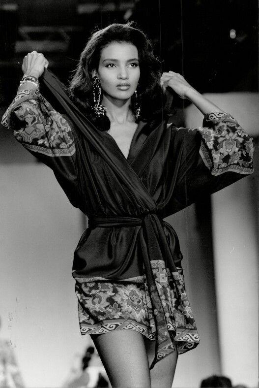 Somali model Khadija Adam Ismail