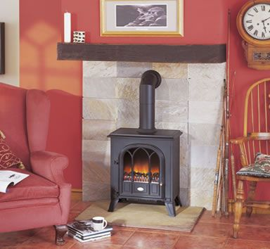 Dimplex Rectory electric stove
