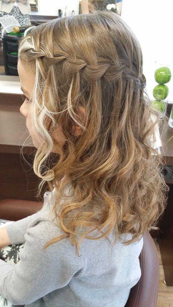 Bildergebnis Fur Kommunion Frisuren Peinados Nina In 2019