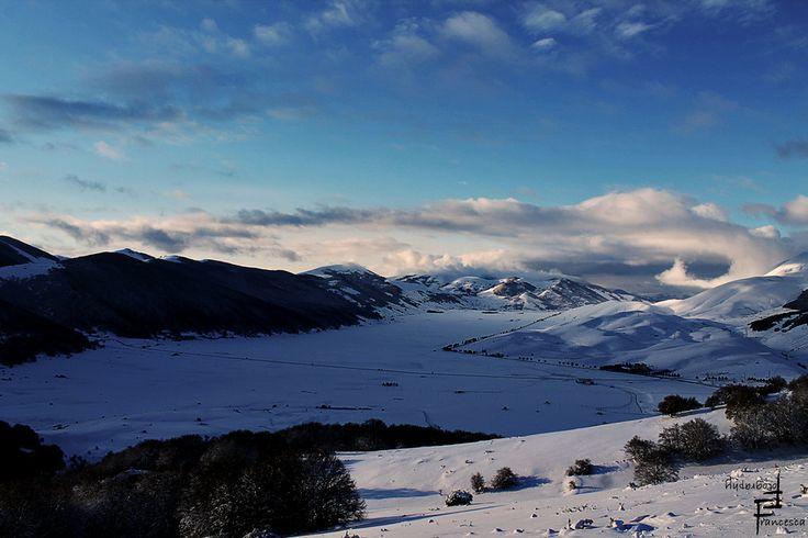 White Valley Abruzzo   #TuscanyAgriturismoGiratola