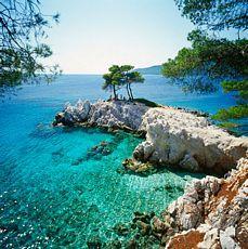 Amarantos in Skopelos, Greece