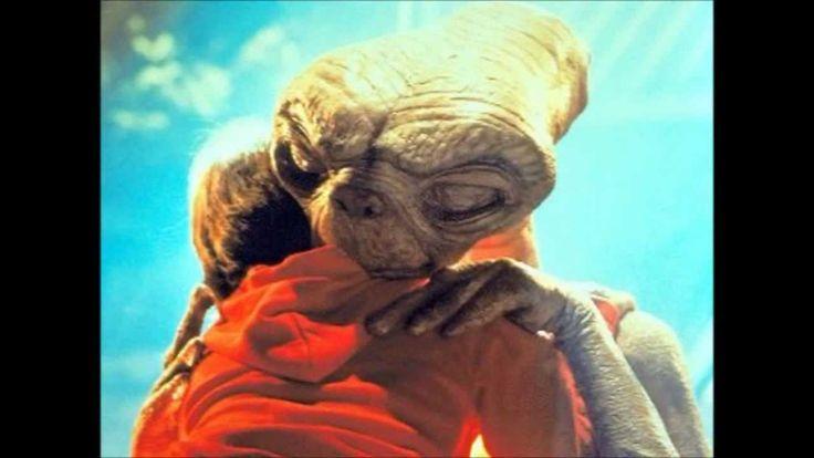 años 80- E.T el extraterrestre- John Williams