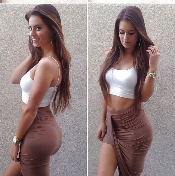 Is this the perfect body?