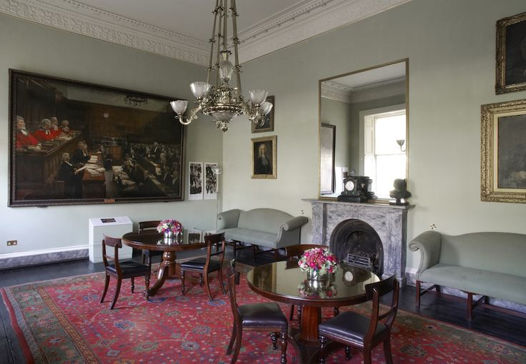 Bar Room - Weddings & Events - The Honorable Society of King's Inns.