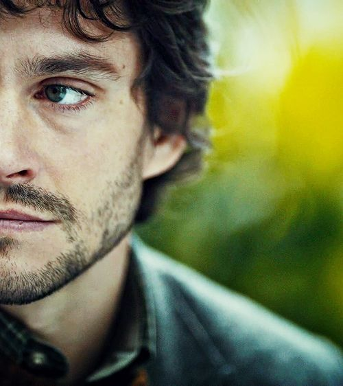 Something deliciously sad about Will Graham . . .