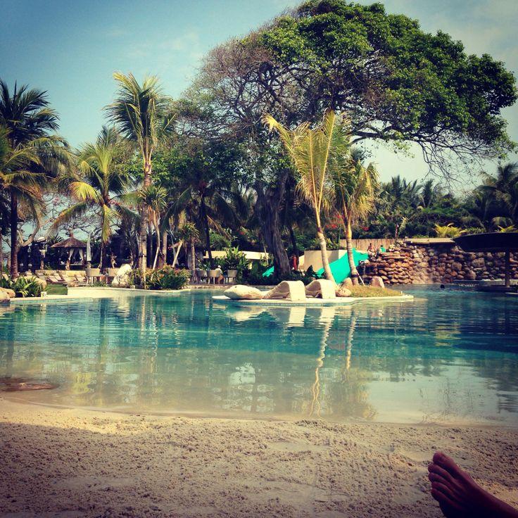 Bali Mandira - awesome pool!