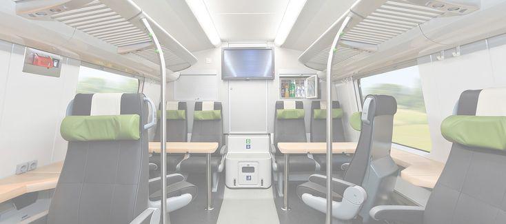 Teknoware nabízí širokou škálu interiérového osvětlení pro vozidla hromadné…