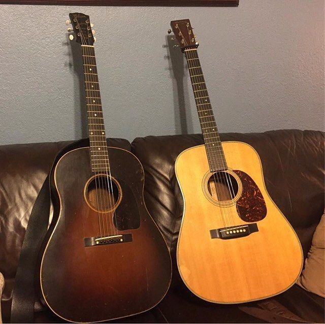 That would martin vintage guitar
