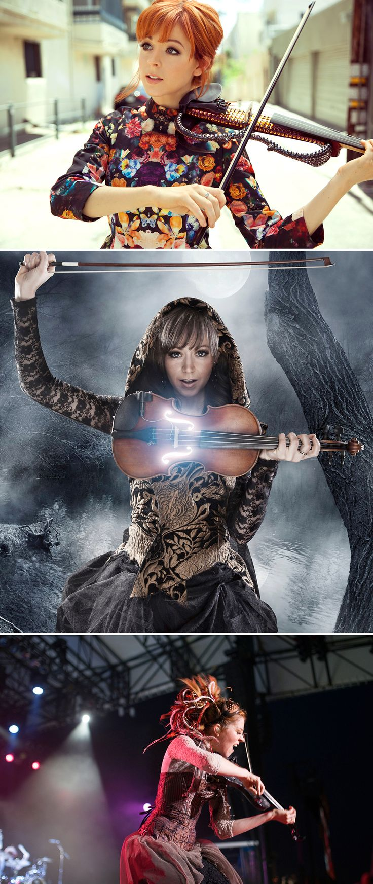 Today's #SundaySessions are brought to you by the one and only #LindseyStirling. Lindsey has sold over a million singles worldwide, has 5.7 million subscribers on YouTube and over 800 million video views! She's living the dream! Read our interview with Lindsey : http://www.creation.com.es/lindsey-stirling/