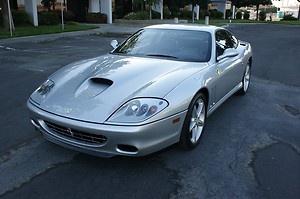 Used Ferrari 575m 2004  www.ooyo.ca