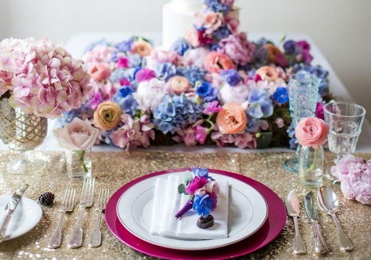 20 id es de d co de table saint valentin romantique et originale d coration mariage - Image saint valentin romantique ...