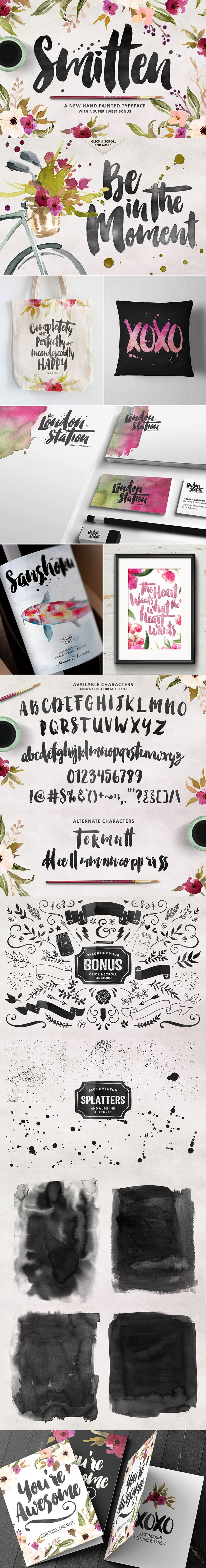 33 New and Incredible Fonts (Plus Hundreds of Freebies) - Only $39 | MyDesignDeals
