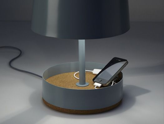Hodge Podge USB Lamp by Arik LevyLamps Design, Phones Notebooks, Design Lights, Usb Lamps, Tables Lamps, Design Group, Hodge Podge, Podge Usb, Charging Stations