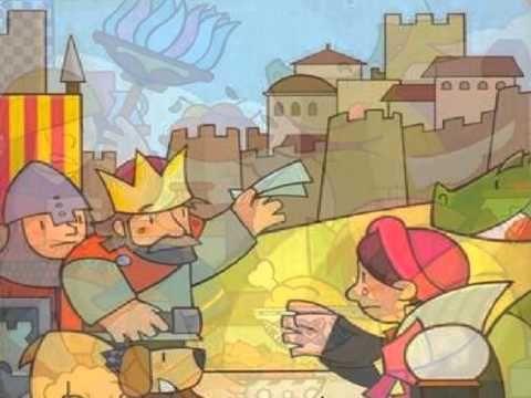 san jorge y el dragón - YouTube