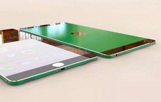 iPhone 7s van glas