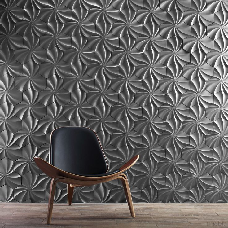 Kaleidoscope Cast Architectural Concrete Tile - Natural