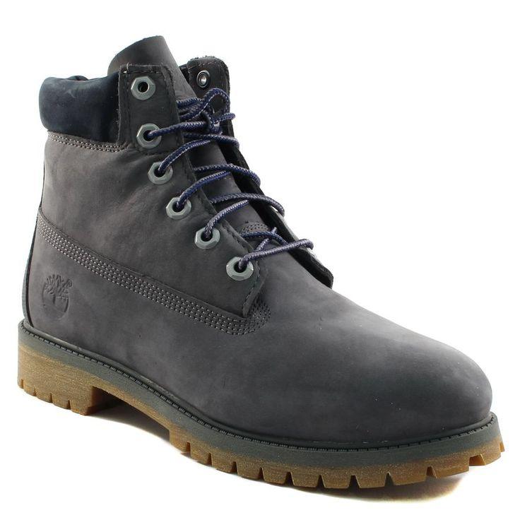 671A TIMBERLAND 6IN PREMIUM WP GRIS www.ouistiti.shoes le spécialiste internet  #chaussures #bébé, #enfant, #fille, #garcon, #junior et #femme collection automne hiver 2016 2017