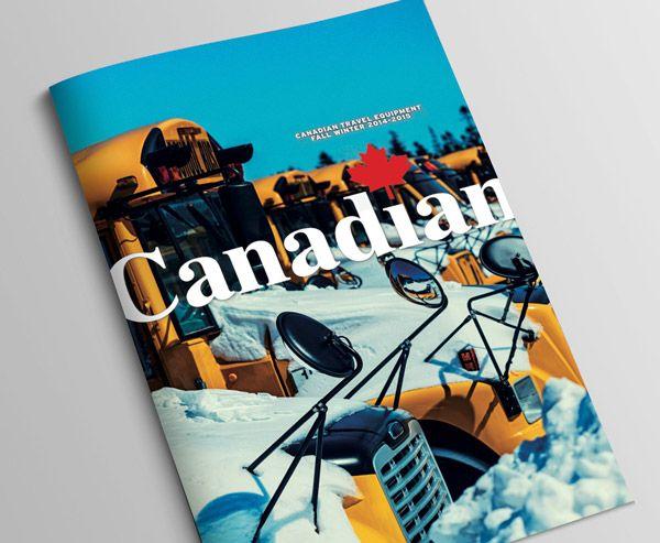 Catalogo Canadian Fall Winter 2014-2015