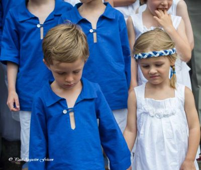 Mariage A-W Enfants-d-honneur