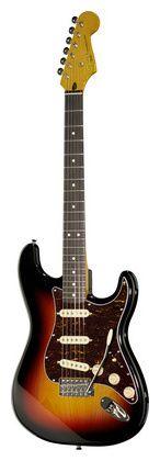 Fender Squier Classic Vibe Strat 60s #Thomann