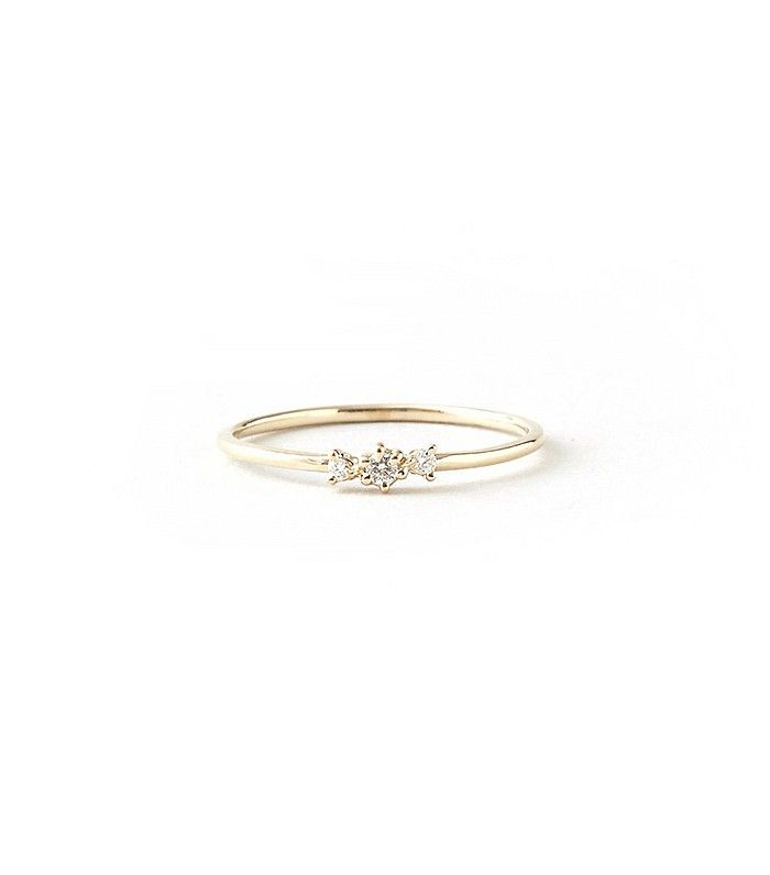 25 best ideas about dainty ring on simple