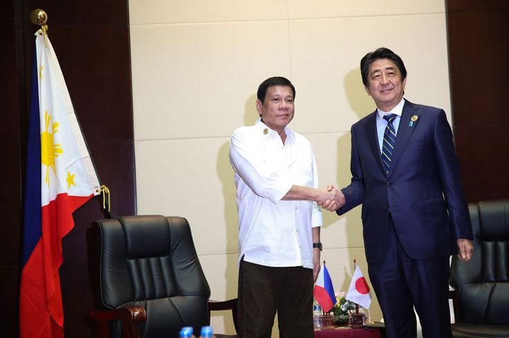 "Japanese Prime Minister Shino Abe's planned visit to President Rodrigo Duterte's modest house in Davao City is a sign that he wants to deepen their friendship as he seeks to ""repair..."