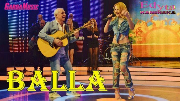 Edyta Kaminska, SergioGardaMusic - BALLA - Esibizione Live a Canale Ital...