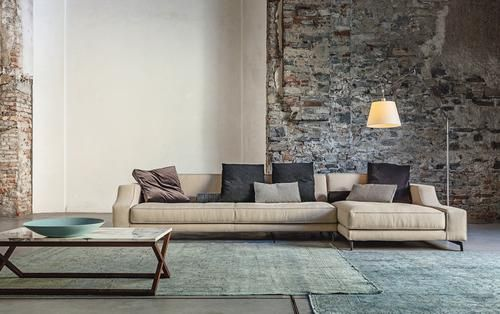 Vibieffe Identity Sofa from LOMI Design