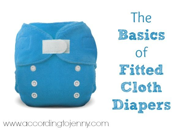 The Basics of Fitted Cloth Diapers and Thirsties Duo Fab Fitted and Duo Wrap Review.