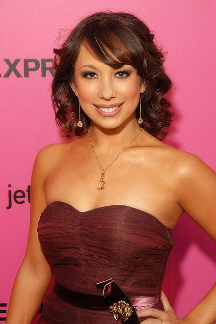 Cheryl Burke from Dancing With the Stars