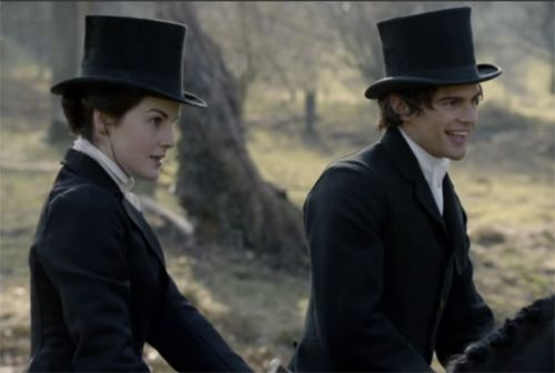 The dashing Turk on Downton Abbey Season 1 Episode 3